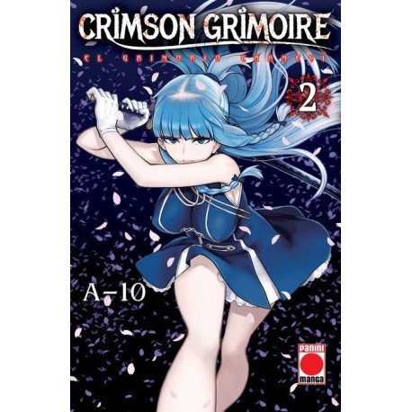 Crimson Grimoire: El Grimorio Carmesí 02