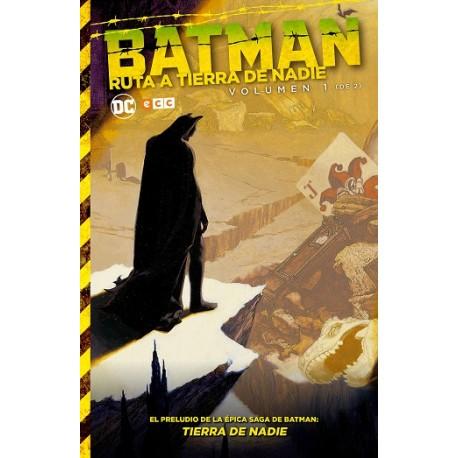 Batman: Ruta a Tierra de nadie 02