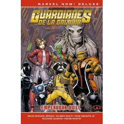 Marvel Now! Deluxe. Guardianes de la Galaxia de Brian M. Bendis 04