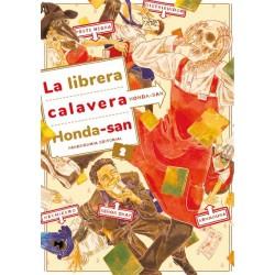La Librera Calavera Honda-San 02