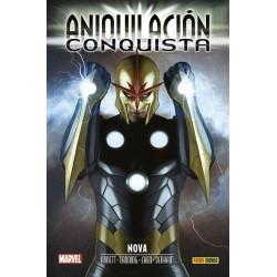 Aniquilación Saga 08: Aniquilación - Conquista: Nova