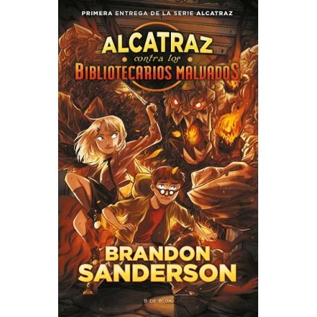 Alcatraz contra Bibliotecarios Malvados