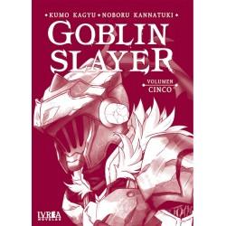 Goblin Slayer Novela 05