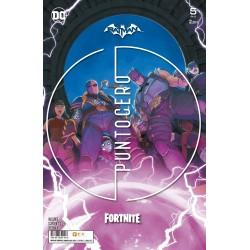 Batman/Fortnite: Punto cero 05 de 6