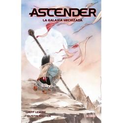 Ascender 01. La Galaxia Hechizada