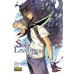 Solo Leveling 01 - Postal de regalo