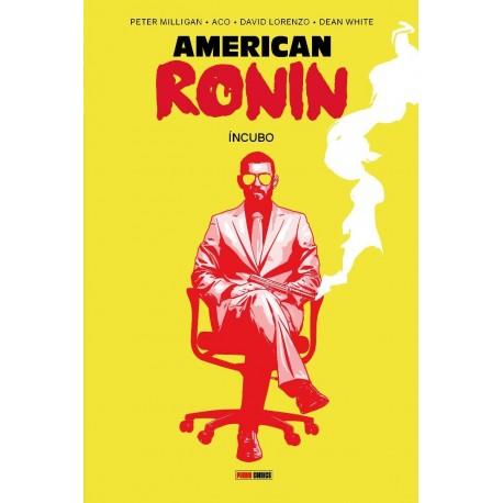 American Ronin 01. Íncubo