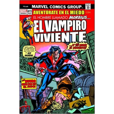 Marvel Limited Morbius. Aventuras dentro del terror (Marvel Limited Edition)