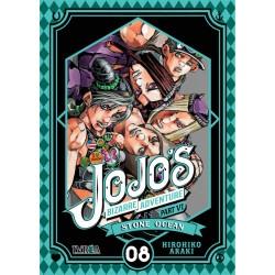 Jojo's Bizarre Adventure Parte 6: Stone Ocean 8