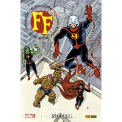 Marvel Omnibus. Fundación Futuro de Matt Fraction y Mike Allred
