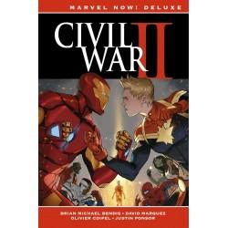 Marvel Now! Deluxe. Civil War II