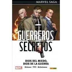 Marvel Saga. Guerreros Secretos 02. Dios del Miedo, Dios de la Guerra