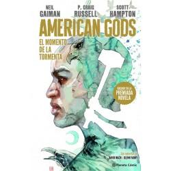 American Gods Sombras (tomo) nº 03/03