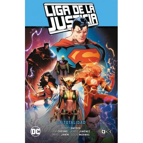 Liga de la Justicia vol. 01: La Totalidad (LJ Saga – La Totalidad Parte 2)
