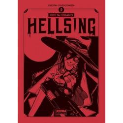 Hellsing 02 (edición coleccionista)