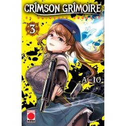 Crimson Grimoire: El Grimorio Carmesí 03