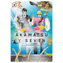 Akamatsu y Seven, Macarras in Love 02