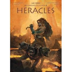 La Sabiduría de los mitos: Heracles