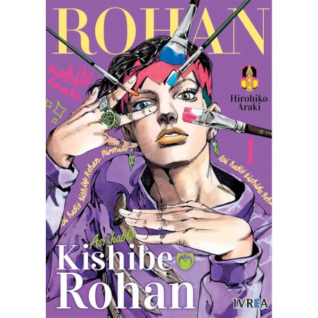 Así habló Kishibe Rohan 01