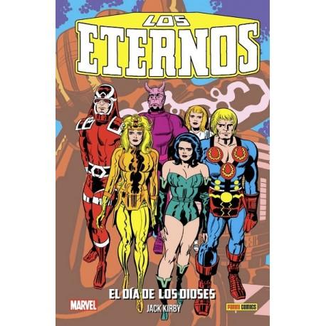 Colección Los Eternos 01 El Día de los Dioses