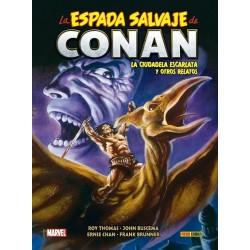 Biblioteca Conan. La Espada Salvaje de Conan 09