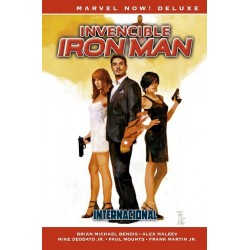Marvel Now! Deluxe. Invencible Iron Man 02