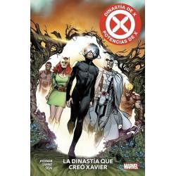 Marvel Premiere. Dinastía de X / Potencias de X 01 - La dinastía que creó Xavier