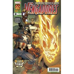 Los Vengadores 30
