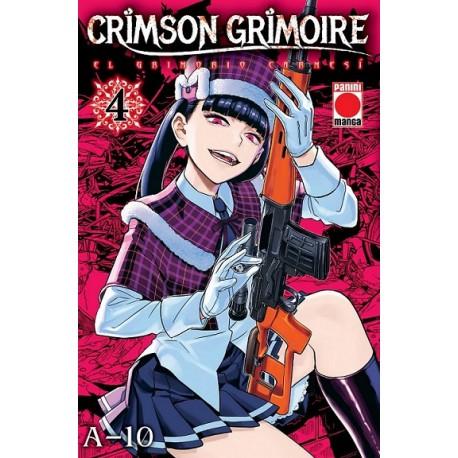 Crimson Grimoire: El Grimorio Carmesí 04