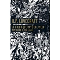 El color que cayó del cielo - Lovecraft