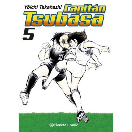 Capitán Tsubasa 05