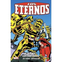 Colección Los Eternos 03 De repente... ¡Los Celestiales!