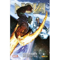 Aniquilación Saga 12 - Nova: Invasión Secreta