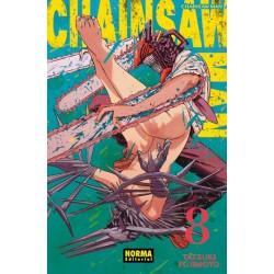Chainsaw Man 08