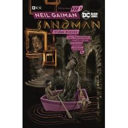 Biblioteca Sandman 07: Vidas breves
