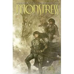 Monstress 01 Edición de Lujo