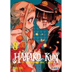 Hanako-Kun, el Fantasma del Lavabo 08
