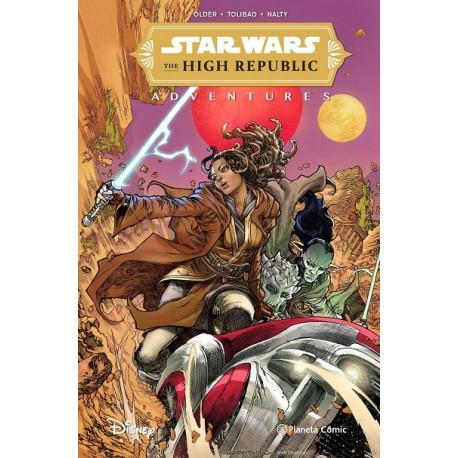 Star Wars High Republic Aventuras 01 (tomo)