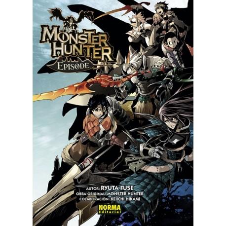 Monster Hunter Episode - Pack completo
