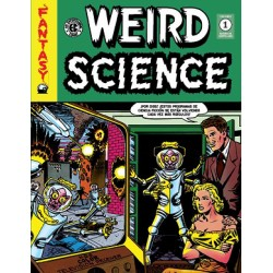 Weird Science vol. 1 (The EC Archives)