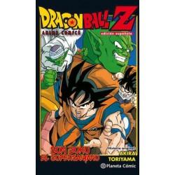 Dragon Ball Z Son Goku el Supersaiyano