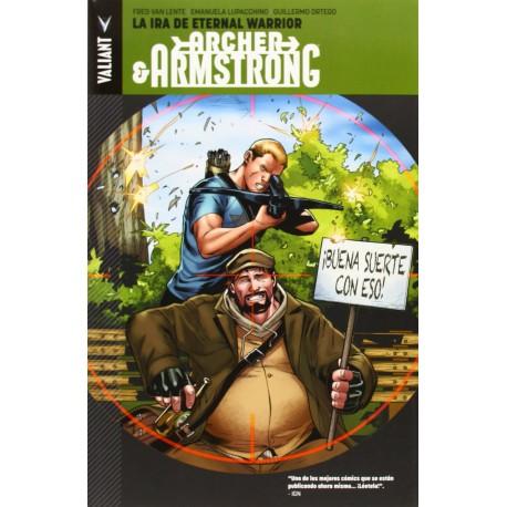Archer & Armstrong 2: La Ira de Eternal Warrior