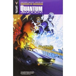 Quantum and Woody! 2: Servicios de Seguridad