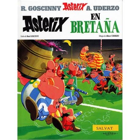 Asterix 8: Asterix en Bretaña