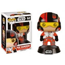 Pop! Poe Dameron. Star Wars Episodio VII