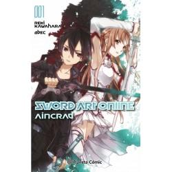 Sword Art Online 01 (novela)