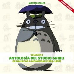 Antología del estudio Ghibli Vol. 1 - De Nausicaä a Mononoke