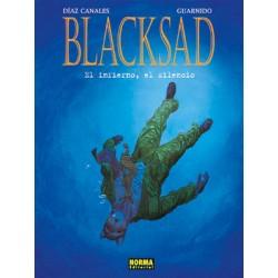 Blacksad 4 El Infierno, El Silencio
