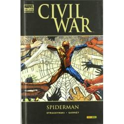 Marvel Deluxe. Civil War: Spiderman
