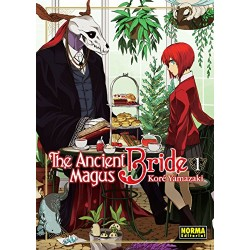 The Ancient Magus Bride 01